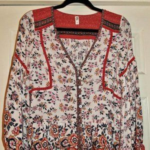 Spell & The Gypsy Collective Elle Rosewood Blouse